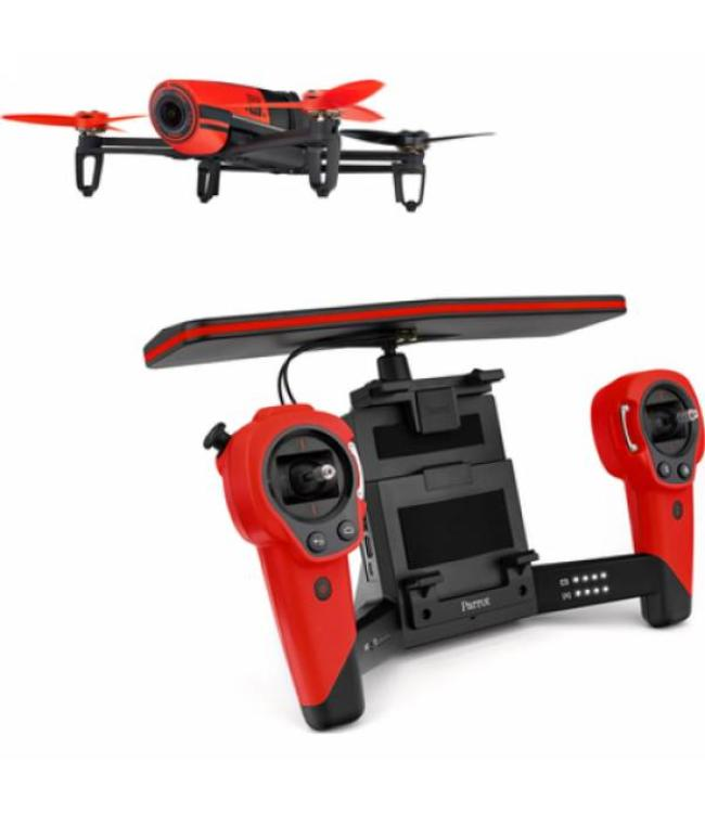 Parrot BeBop Drone + Skycontroller Rood