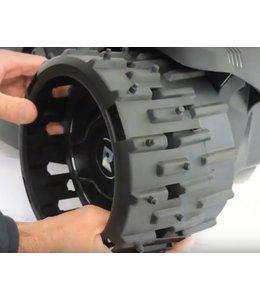 Robomow RoboGrips voor brede wielen RC/MC