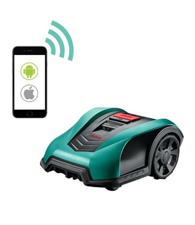 Test du robot tondeuse à gazon Bosch Indego 350 5