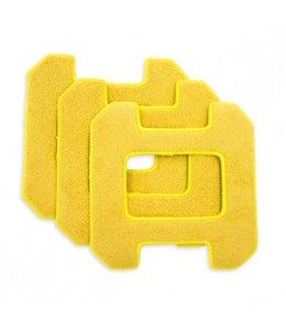 Hobot Lingettes de Remplacement pour Hobot 268 , 288 & 298jaune (3 unités)