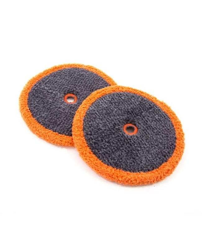 Moneual Moneual - Microfiber Pad (2 Pcs.) for Everybot RS700