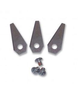 BOSCH Bosch - Jeu de lames de rechange (3 pièces)
