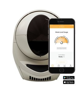 Litter-robot Litter Robot Open Air - Wifi Connect Beige