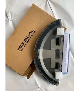 Moneual Combi watertank + 2 microfibers