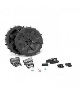 Husqvarna Husqvarna Automower- Kit brosses avec kit de roues pour modèles 320 - 450