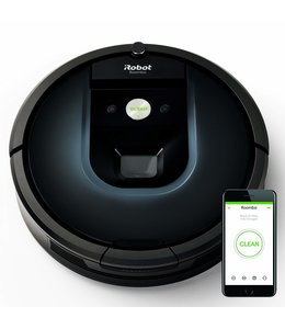 iRobot Roomba 980/981 black edition  (identical to 980 but black colour)
