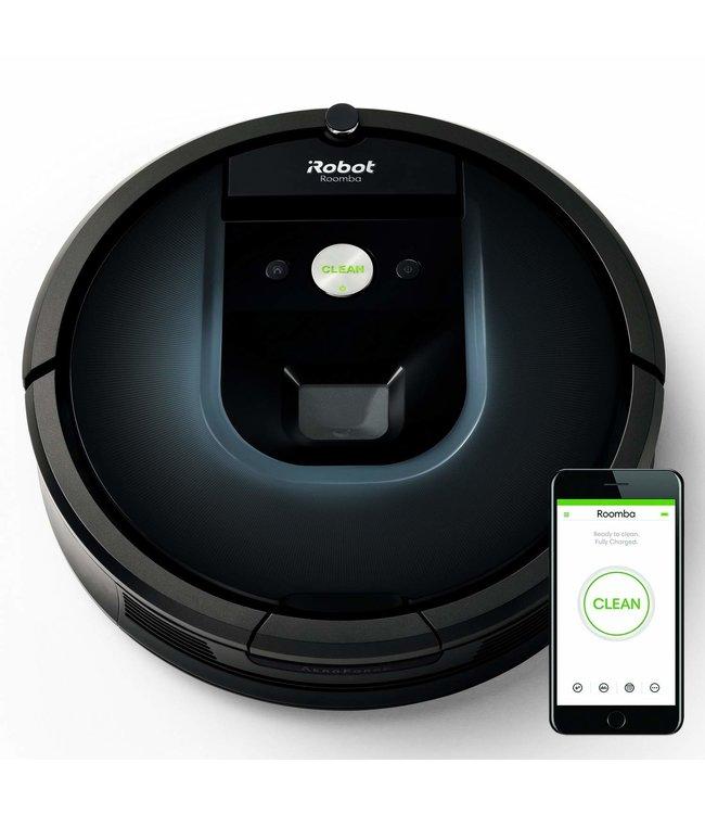 iRobot  Roomba 980 black edition