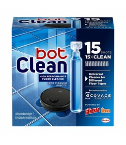 Ecovacs botClean cleaning fluid for cleaning robots