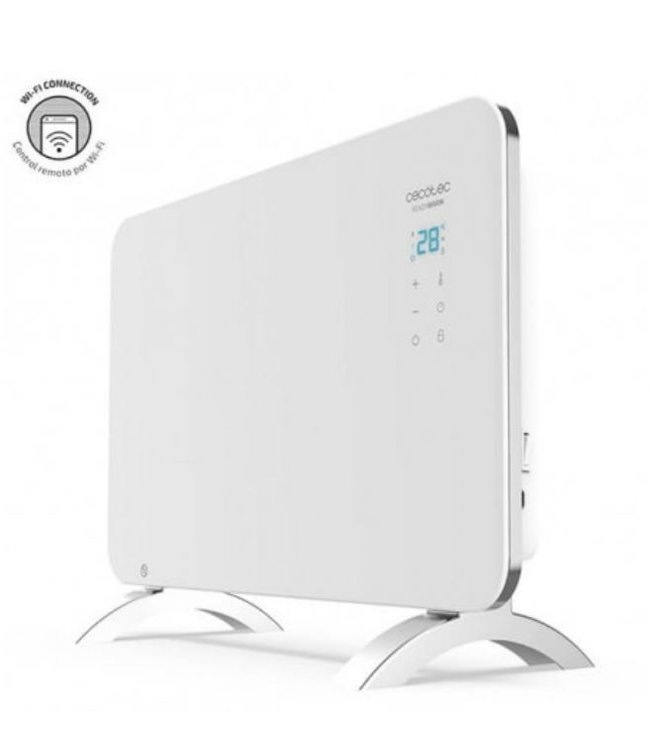 Cecotec Cecotec READY WARM 6700 CRYSTAL CONNECTION 1500W  WIFI
