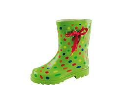 Gevavi Boots Stip Groen Rubber Regenlaarzen Kinderen