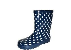 Gevavi Boots Stip Blauw Rubber Regenlaarzen Kinderen