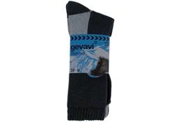 Gevavi Workwear GW83 Grijs 3 Paar/Bundel Thermosokken