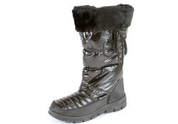 Gevavi Boots CW38 Zwart Gevoerde Winterlaarzen Dames