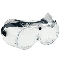 GP62 Panorama Ventilatie Blank Veiligheidsbril 5 Paar