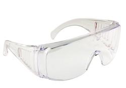 Gevavi Safety GP63 Visitor Blank Veiligheidsbril 6 Paar