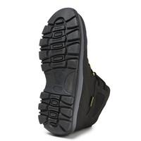 GS48 Zwart Hoge Veiligheidsschoenen S3 Heren