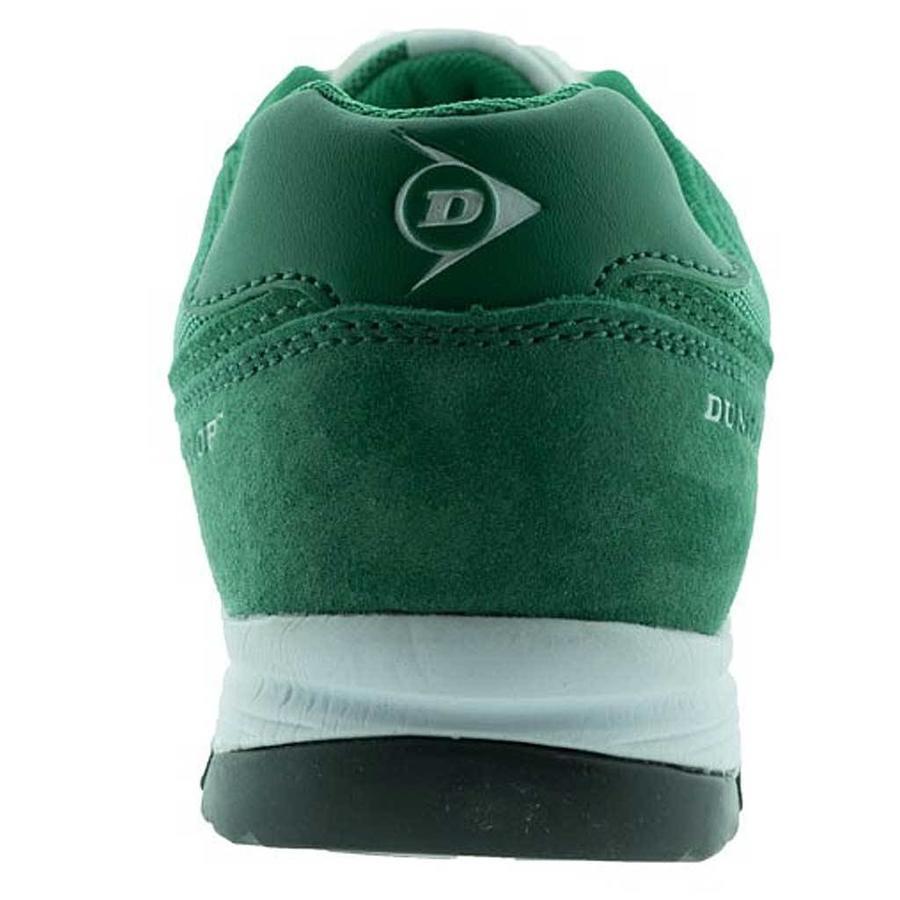 Flying Arrow Groene Lage Veiligheidssneakers S3 Uniseks