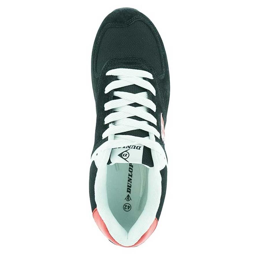 Flying Arrow Zwart Lage Veiligheidssneakers S3