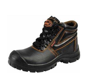 Werkschoenen Gevavi.Gevavi Safety Gs12 Zwart Hoge Veiligheidsschoenen S3 Uniseks