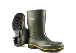 Dunlop B440631.AF Acifort Groen Kuitlaarzen Heren