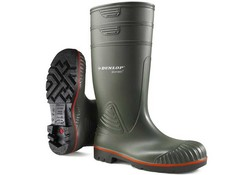 Dunlop A442631 Acifort Groen Knielaarzen S5 Heren