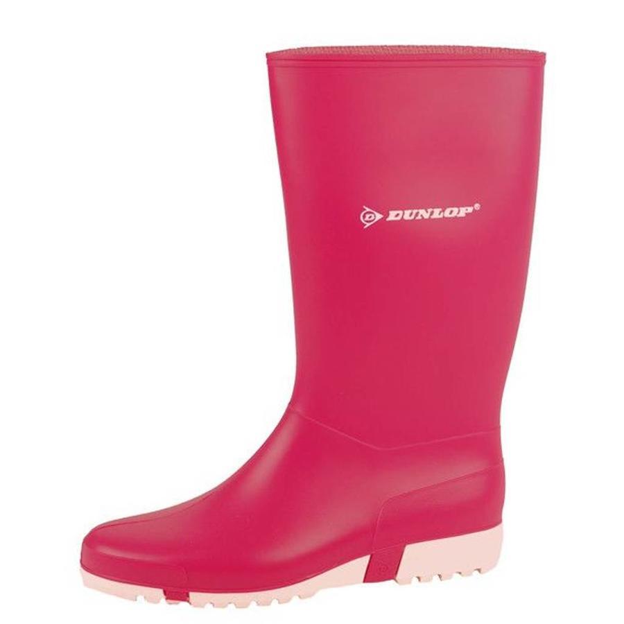 K272111 Roze Sportlaarzen PVC