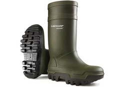 Dunlop C662933 Groen Thermo-Werklaarzen S5 Heren