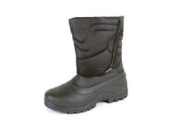 Gevavi Boots CW39 Zwart Gevoerde Laarzen Heren
