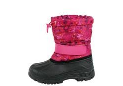 Chuva CW62 Roze Gevoerde Meisjeslaarzen