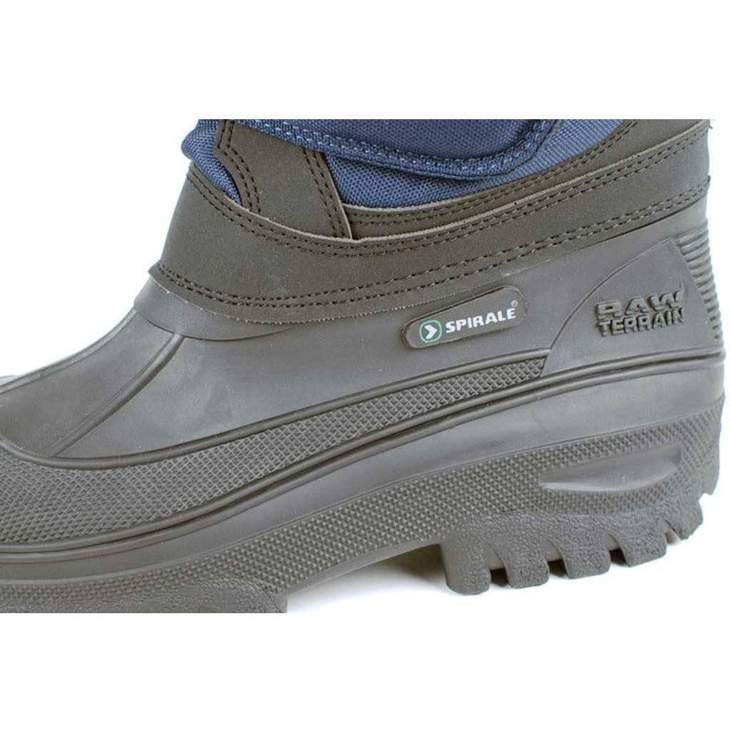Spirale 9907 Zwart Gevoerde Laarzen Uniseks