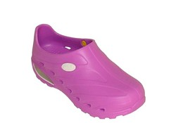Sun Shoes Dynamic Roze EVA Clogs Dames