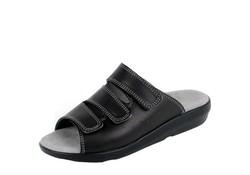 BigHorn 3201 Zwart Slippers Dames