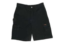 Gevavi Workwear GW03 Short Zwart Korte Werkbroek Heren