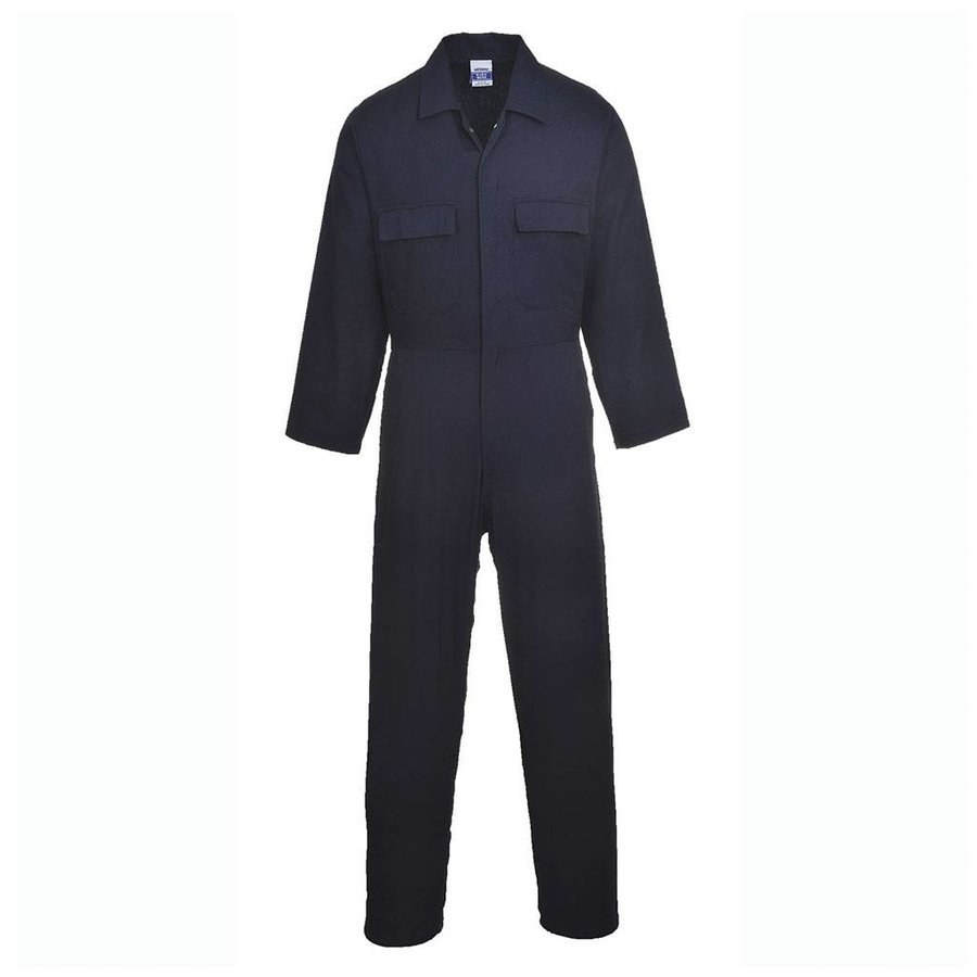 Planet S998 Navy Overall Uniseks