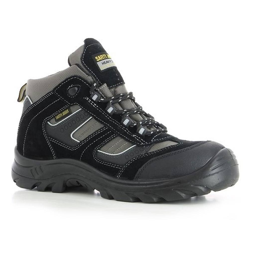 aa7576d856c Safety Jogger Climber S3 Zwart Grijs Werkschoenen Uniseks