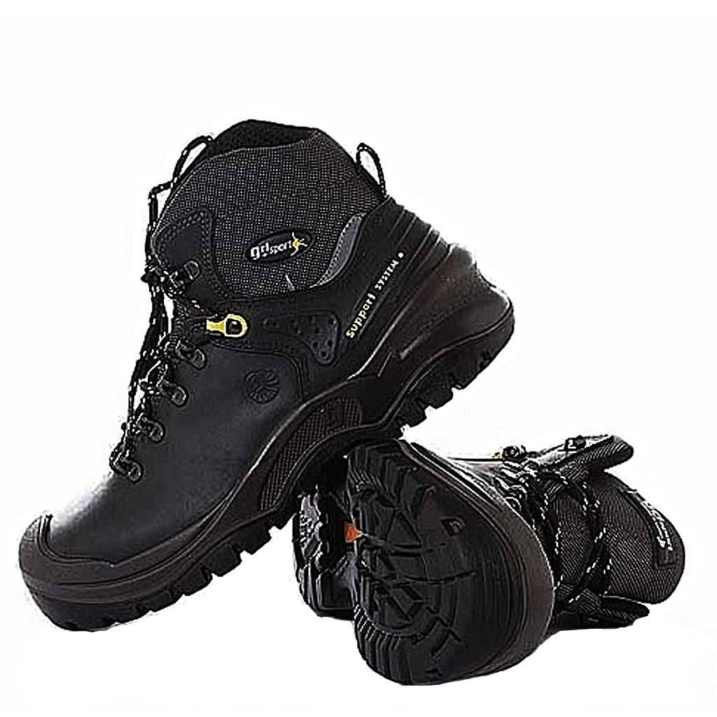 Grisport Safety 803 S3 Zwart Werkschoenen Heren