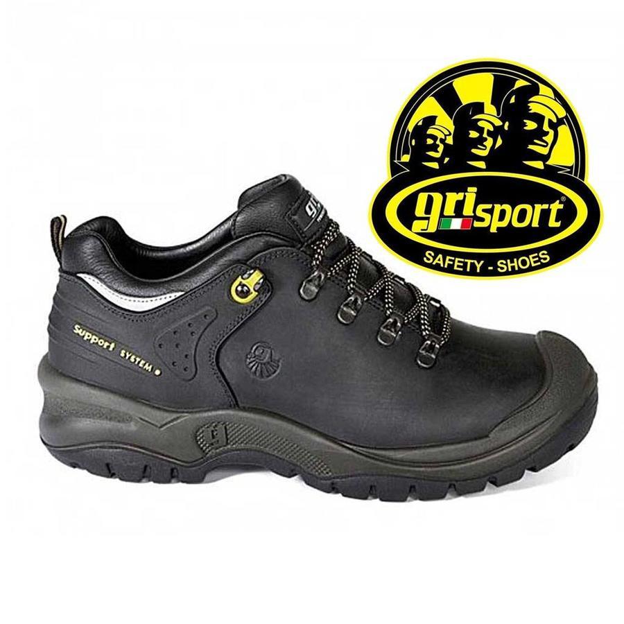 70216 S3 Zwart Werkschoenen Heren