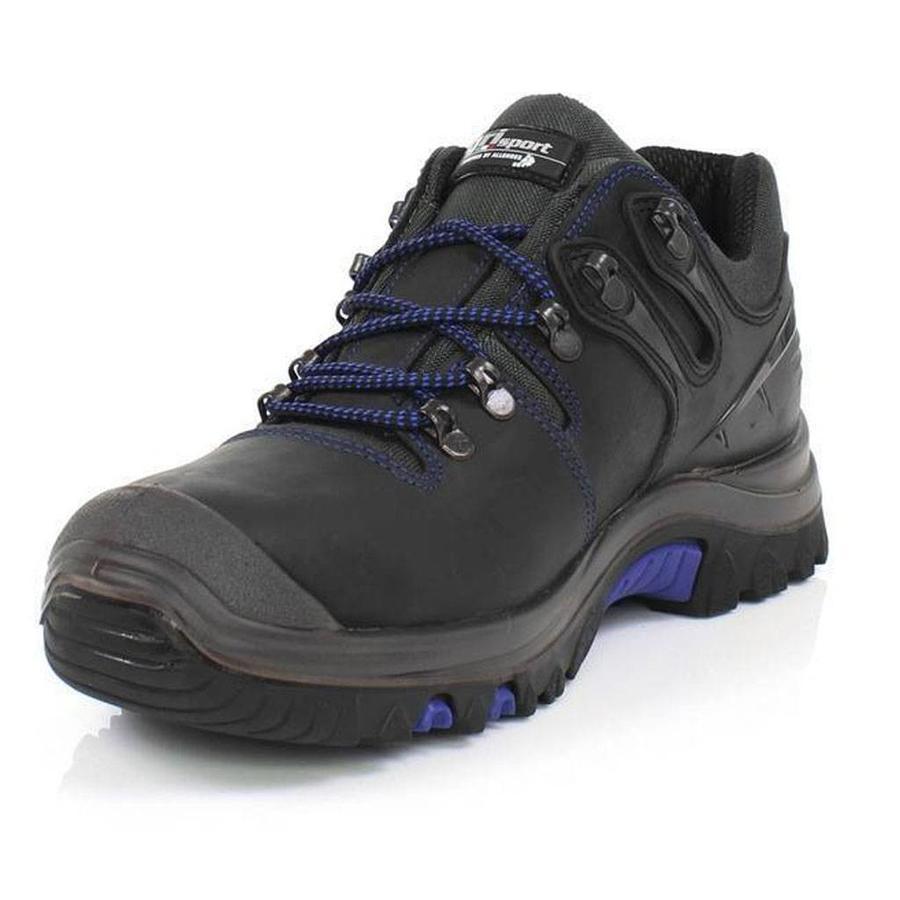 71003 S3 Zwart Werkschoenen Heren