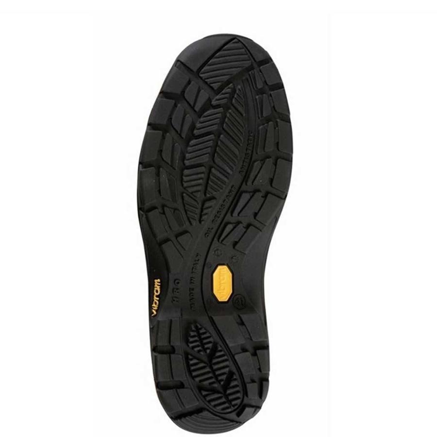 VAR 7 S1P Instappers Zwart Werkschoenen