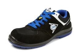 Dunlop Protective Footwear Flying Sword S3 Zwart Blauw Lage Veiligheidssneakers Heren