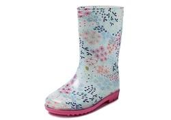 Gevavi Boots Tess PVC Blauw Meisjeslaarzen