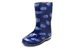 Gevavi Boots Football PVC Blauw Kinderlaarzen