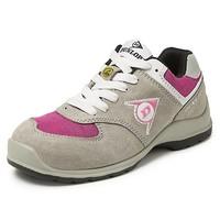 Lady Arrow S3 Grijs Lage Veiligheidssneaker Dames