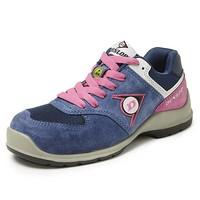 Lady Arrow S3 Blauw Lage Veiligheidssneaker Dames