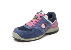 Dunlop Protective Footwear Lady Arrow S3 Blauw Lage Veiligheidssneaker Dames
