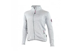 Gevavi Ten Degrees GT02 Grijs Teddy Sweaterfleece Jacket Dames