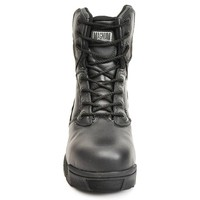 Stealth Force 8.0 Leer S3 CT CP Zwart Legerkisten Uniseks
