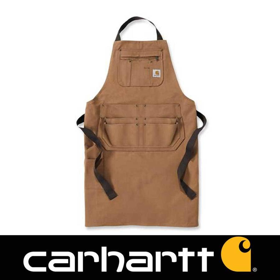 Duck Apron Carhartt Brown Schort