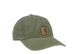 Carhartt Odessa Army Green Cap