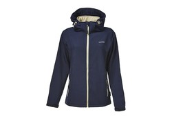 Gevavi Ten Degrees GT12 Dinara Navy Softshell Jas Dames